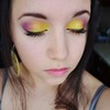 Colourful Spring Look