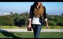 Fall Fashion Outfits: Fringe & Fur