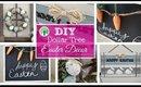 Dollar Tree DIY Farmhouse Easter Decor  | 3 EASY Projects