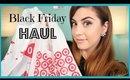 Black Friday Winter Fashion Haul - Target & Old Navy!