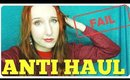 Anti Haul |  Makeup Anti Haul - Makeup I'm Not to Going Buy #4