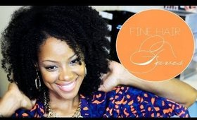 2014 Natural Hair Product Update | Fine 4A Natural Hair