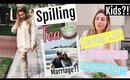 Spilling the tea!!! Questions I avoid answering..Everything you want to know!