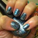 Nicole by OPI A Million Sparkles