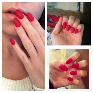 Red Matte I love it!