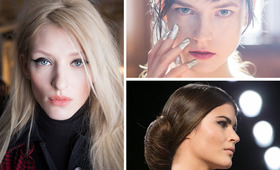 NYFW Fall 2014 Beauty Recap