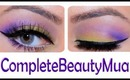 POP OF COLORS: Purple, Pink, Yellow