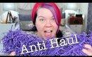 Anti-Haul! New Makeup Geek Blushes, Sugarpill, OCC, Urban Decay & Saucebox