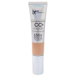 CC+ Cream with SPF 50+ Tan