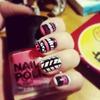 Pink Nailart