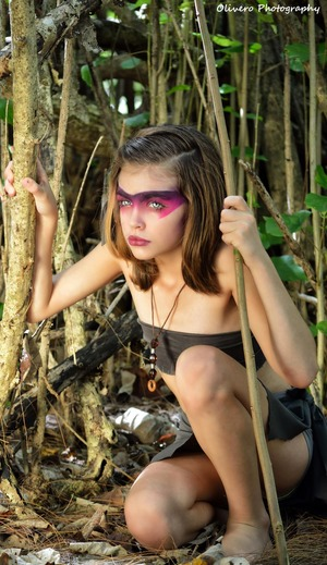 Model: Nathalie Olivero Photographer: Chrystal Olivero