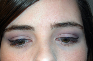 I used Soulmates, Cut the cake, Kiss the Bride and First dance. I also used Urban Decay 24/7 liquid eyeliner in Retrograde.  http://jessbeez.blogspot.com/2012/02/valentines-day-314-romantic-purple.html