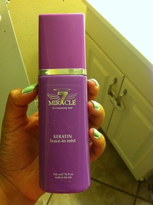 Miracle seven hair products