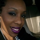 Another pic of me while I was on my way to work TeamMakeUpArtist