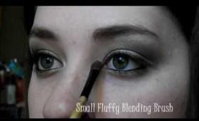 """""""Wet N Wild's Comfort Zone Palette Look #1"""" (Drugstore Eyeshadow)"""
