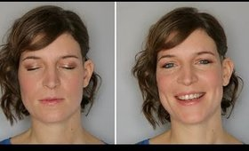 Coppers & Golds Party Makeup Tutorial | Primp Powder Pout