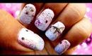 Disney Princess inspired nails | Tutorial