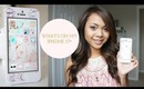What's on my iPhone 5 iOS 7? (Case Collection & Photo Apps) | Charmaine Manansala