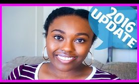 2016 Update! Where I've been & What's next! | Kaitlyn Angela