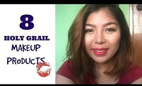 8 Ultimate Holy Grail Makeup Products (Collab Video with Fierce Zhai) | Sai Montes