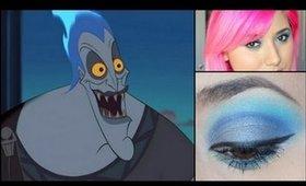 """DISNEY: Hercules """"Hades"""" INSPIRED Makeup"""
