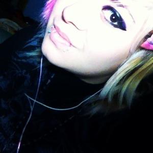 I look like a ghost but its okay, gotta love the deep dark colors :)