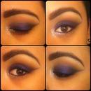 Smoky Blue-Purple