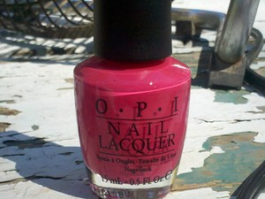OPI You're a Pisa Work - Italian Collection 2001