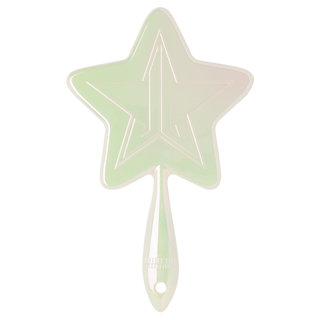 Star Mirror Iridescent White