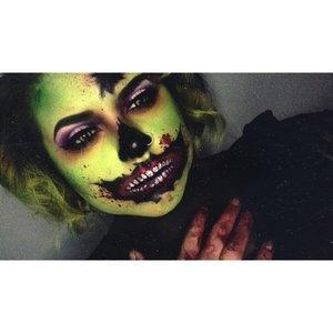 Halloween 2015 - Pop art Zombie