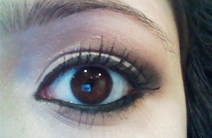 percise smokey eye