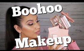Testing Boohoo Makeup | ChristineMUA
