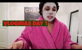 Vlogmas Day 2... well sort of
