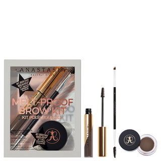 Melt-Proof Brows Kit Medium Brown