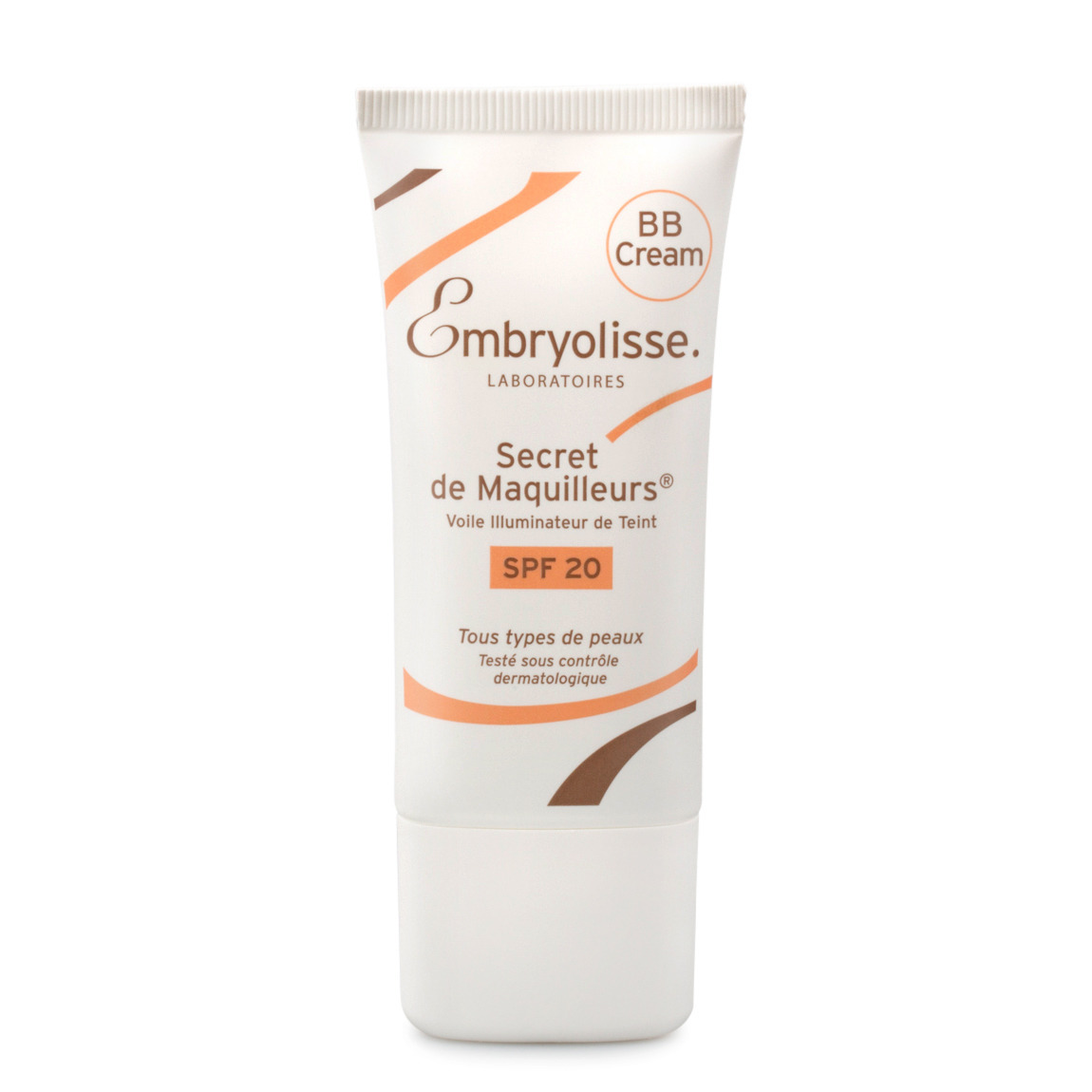 Embryolisse Secret de Maquilleurs BB Cream product smear.