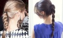 Pony Tail Rope Braid