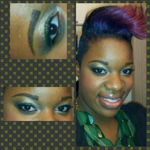 greeneyes with natural lip!