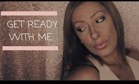 Get Ready With Me   Sweet Spring Makeup
