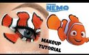 Nemo Makeup Tutorial