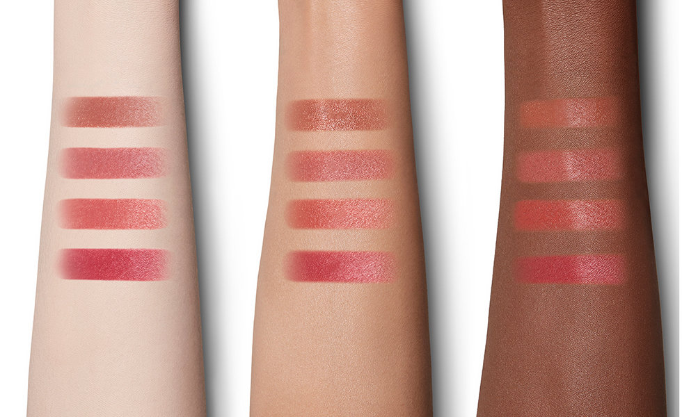 Charlotte Tilbury Look of Love Collection Lipsticks Arm Swatch