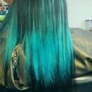 blue (: