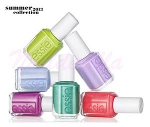 Essie summer collection 2013