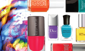 Best Neon Nail Polishes