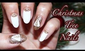 Christmas Nails  Christmas Tree ♡