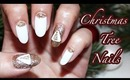 Christmas Nails| Christmas Tree ♡