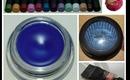 [M·A·C]: Cream Eyeshadows  / kremige Lidschatten - eine Übersicht