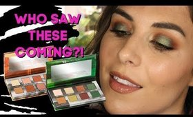 Urban Decay On The Run - G Train + Highway Queen Palettes | Bailey B.