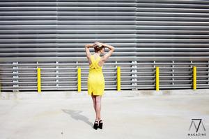 Hair & Makeup: Shawnee Leonard Photography: Kelsey Newkham Styling: Meghan Forest & Patrice Jackson Models: Sarah Bettis