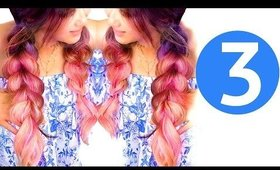 ★ 3 CUTE AF 💋  FALL HAIRSTYLES  | DIY Girls Easy HAIRSTYLES