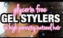 """FAVORITE  & """"NEW"""" GLYCERIN FREE Gel Stylers 